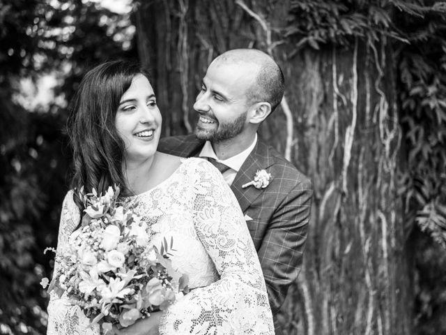 La boda de Siñe y Paula en Santa Ana De Abuli, Asturias 21
