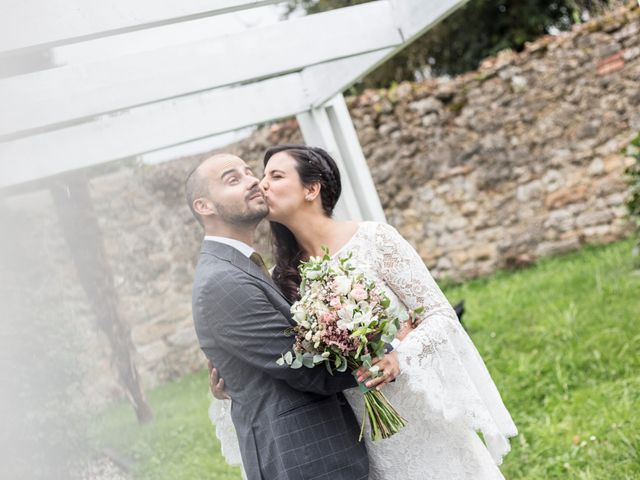 La boda de Siñe y Paula en Santa Ana De Abuli, Asturias 23