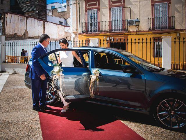 La boda de Ángel y Júlia en Badajoz, Badajoz 42
