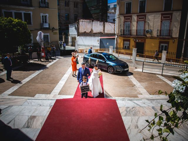 La boda de Ángel y Júlia en Badajoz, Badajoz 46