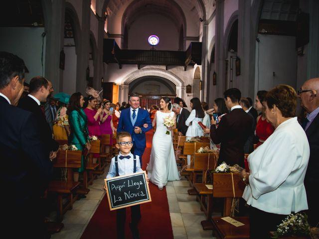 La boda de Ángel y Júlia en Badajoz, Badajoz 48