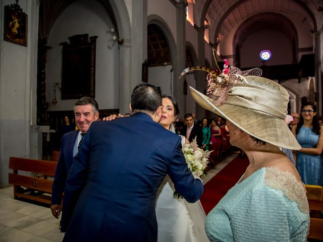 La boda de Ángel y Júlia en Badajoz, Badajoz 49