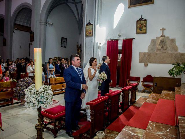 La boda de Ángel y Júlia en Badajoz, Badajoz 50