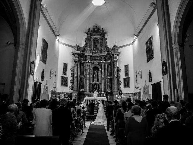 La boda de Ángel y Júlia en Badajoz, Badajoz 51