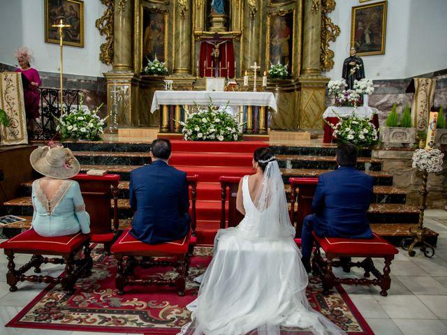 La boda de Ángel y Júlia en Badajoz, Badajoz 52