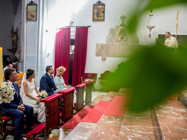 La boda de Ángel y Júlia en Badajoz, Badajoz 54