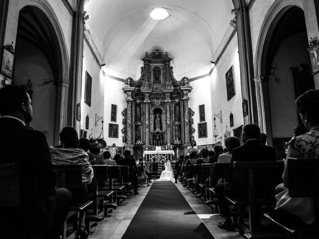 La boda de Ángel y Júlia en Badajoz, Badajoz 59