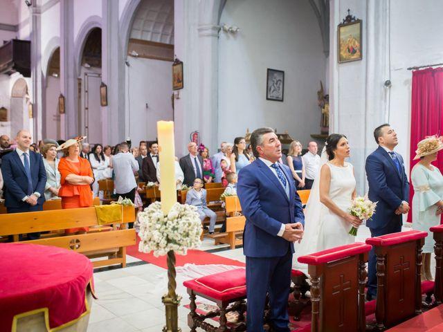 La boda de Ángel y Júlia en Badajoz, Badajoz 60