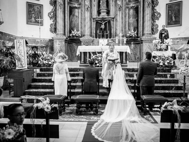 La boda de Ángel y Júlia en Badajoz, Badajoz 61