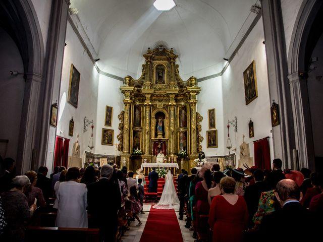 La boda de Ángel y Júlia en Badajoz, Badajoz 63