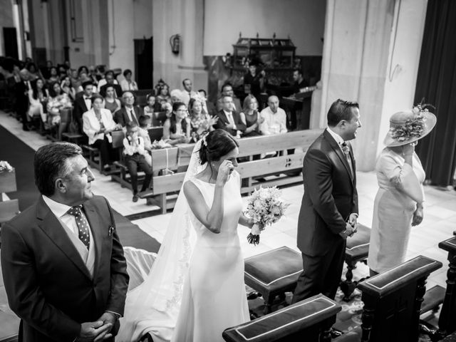 La boda de Ángel y Júlia en Badajoz, Badajoz 64