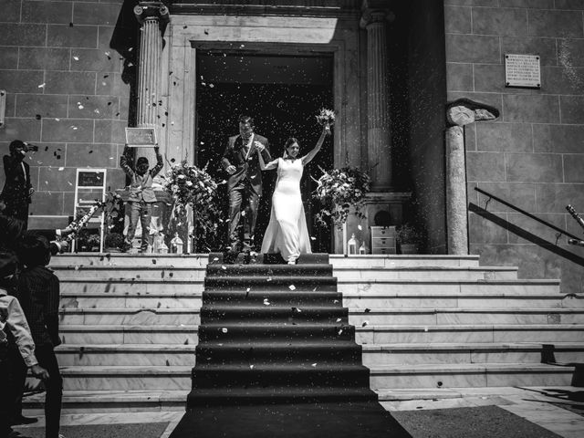 La boda de Ángel y Júlia en Badajoz, Badajoz 65