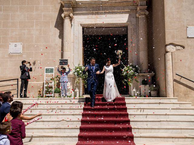La boda de Ángel y Júlia en Badajoz, Badajoz 67