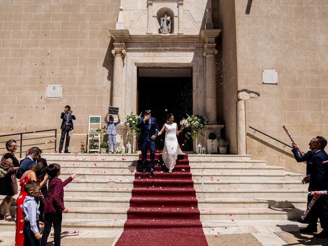 La boda de Ángel y Júlia en Badajoz, Badajoz 68