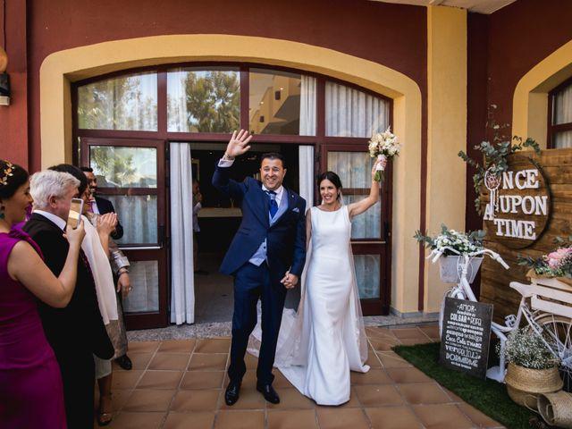 La boda de Ángel y Júlia en Badajoz, Badajoz 74