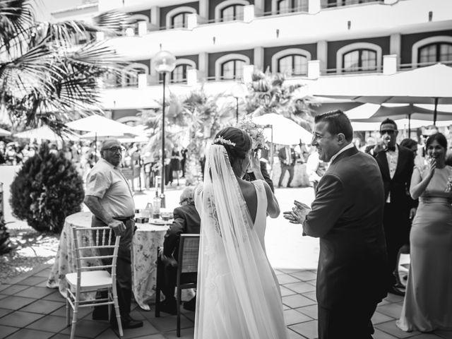 La boda de Ángel y Júlia en Badajoz, Badajoz 76