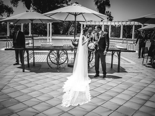 La boda de Ángel y Júlia en Badajoz, Badajoz 77