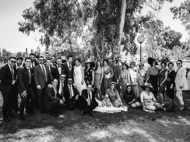 La boda de Ángel y Júlia en Badajoz, Badajoz 81