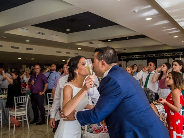 La boda de Ángel y Júlia en Badajoz, Badajoz 86