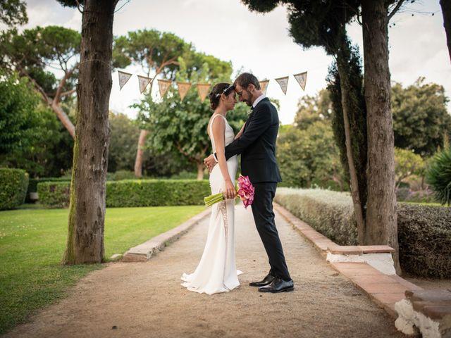 La boda de Lluís y Anna en Cabrera De Mar, Barcelona 9