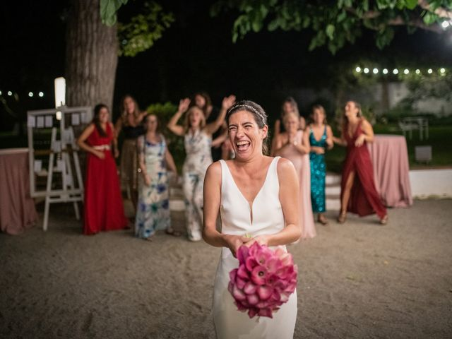 La boda de Lluís y Anna en Cabrera De Mar, Barcelona 1