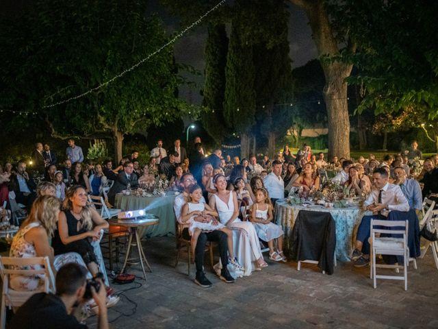 La boda de Lluís y Anna en Cabrera De Mar, Barcelona 16