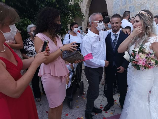 La boda de Cristian  y Hermelinda  en Orihuela, Alicante 4
