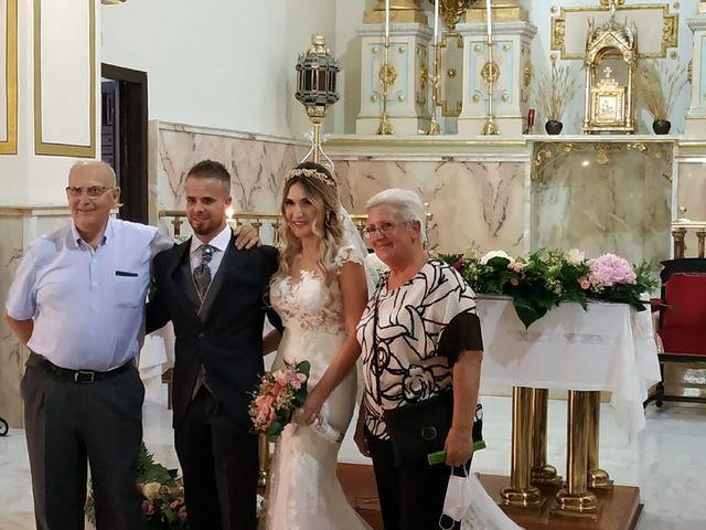 La boda de Cristian  y Hermelinda  en Orihuela, Alicante 6