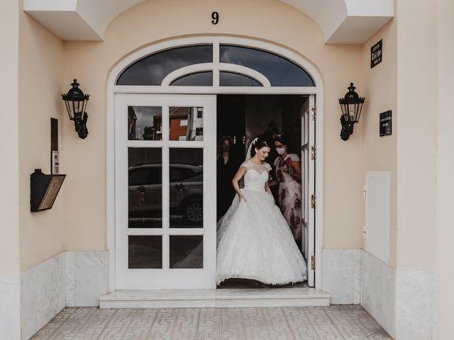 La boda de Jesús Andrés y Elena en Cartagena, Murcia 17
