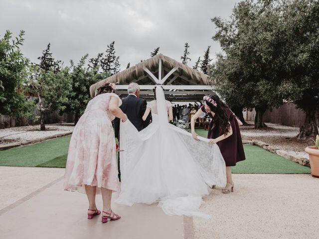 La boda de Jesús Andrés y Elena en Cartagena, Murcia 31