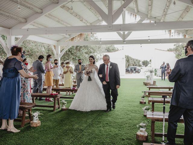 La boda de Jesús Andrés y Elena en Cartagena, Murcia 32
