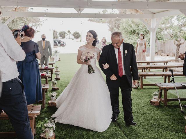 La boda de Jesús Andrés y Elena en Cartagena, Murcia 33