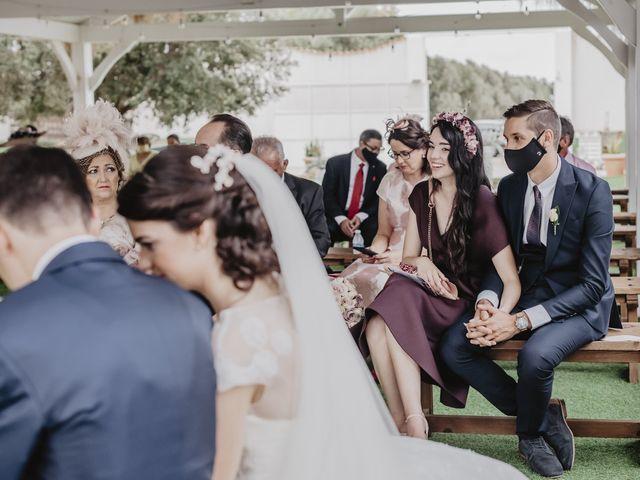 La boda de Jesús Andrés y Elena en Cartagena, Murcia 36