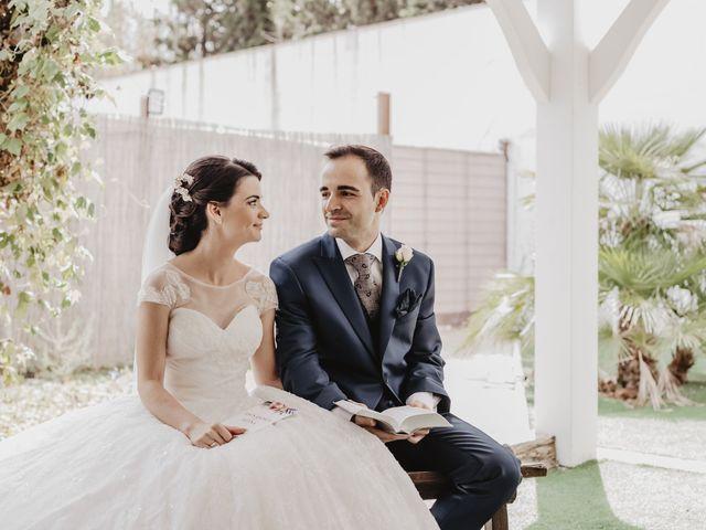 La boda de Jesús Andrés y Elena en Cartagena, Murcia 40