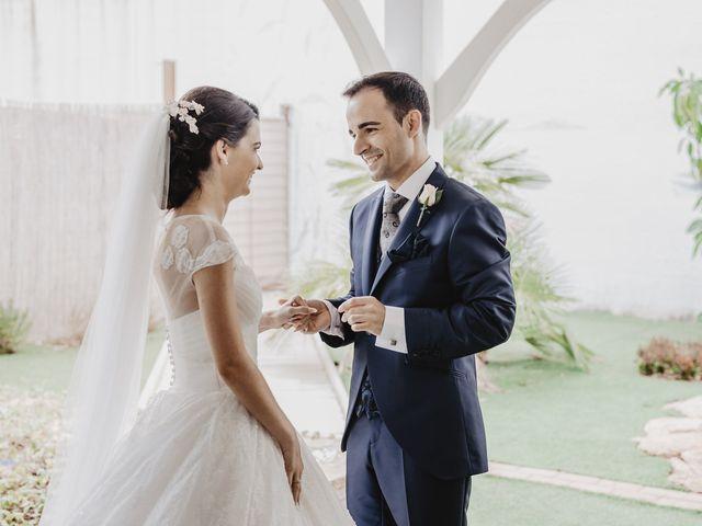 La boda de Jesús Andrés y Elena en Cartagena, Murcia 46