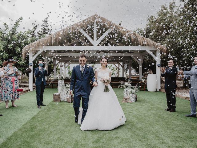 La boda de Jesús Andrés y Elena en Cartagena, Murcia 49
