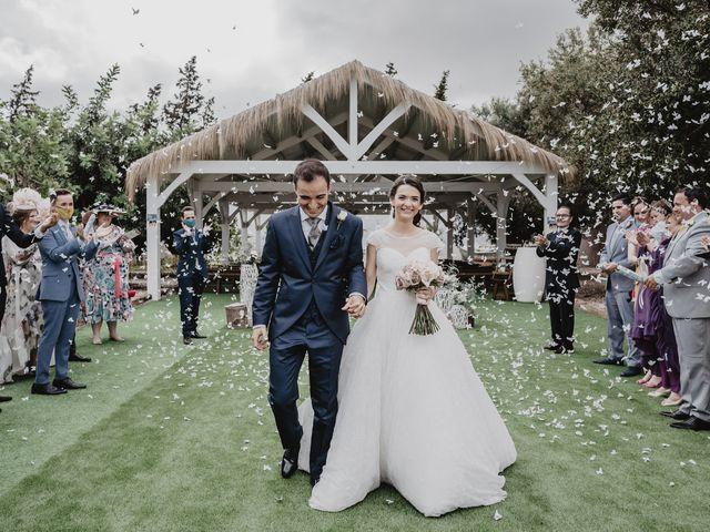 La boda de Jesús Andrés y Elena en Cartagena, Murcia 1