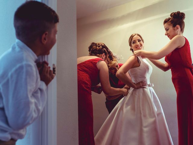 La boda de Rubén y Sandra en Toledo, Toledo 15