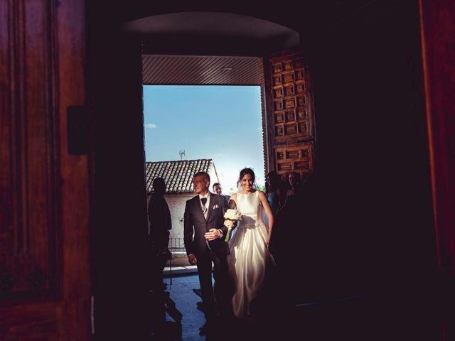 La boda de Rubén y Sandra en Toledo, Toledo 27