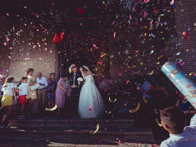 La boda de Rubén y Sandra en Toledo, Toledo 28