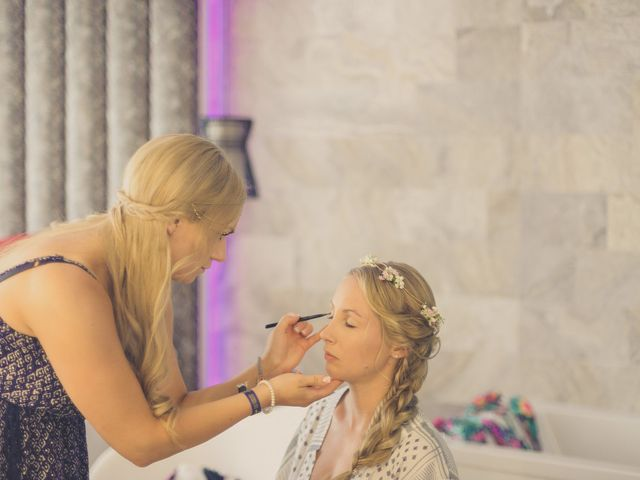 La boda de Ousmane y Jessica en Eivissa, Islas Baleares 2