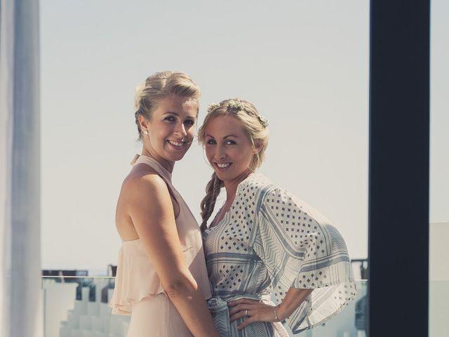 La boda de Ousmane y Jessica en Eivissa, Islas Baleares 11