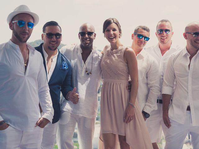 La boda de Ousmane y Jessica en Eivissa, Islas Baleares 16