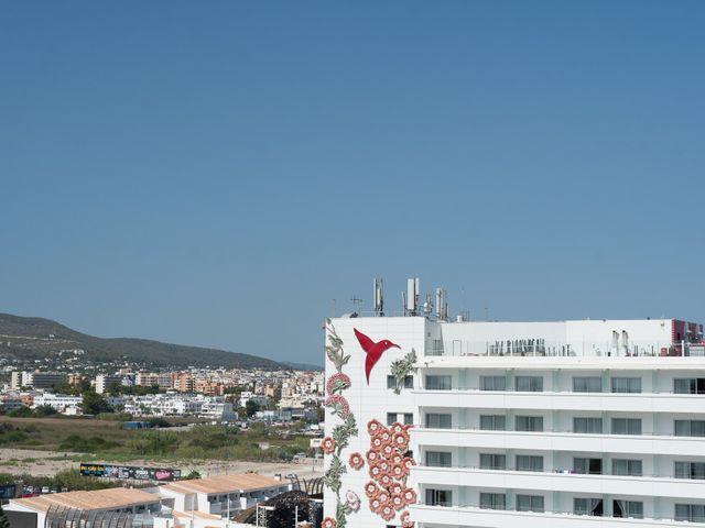 La boda de Ousmane y Jessica en Eivissa, Islas Baleares 25