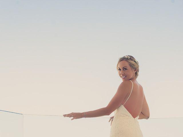 La boda de Ousmane y Jessica en Eivissa, Islas Baleares 26