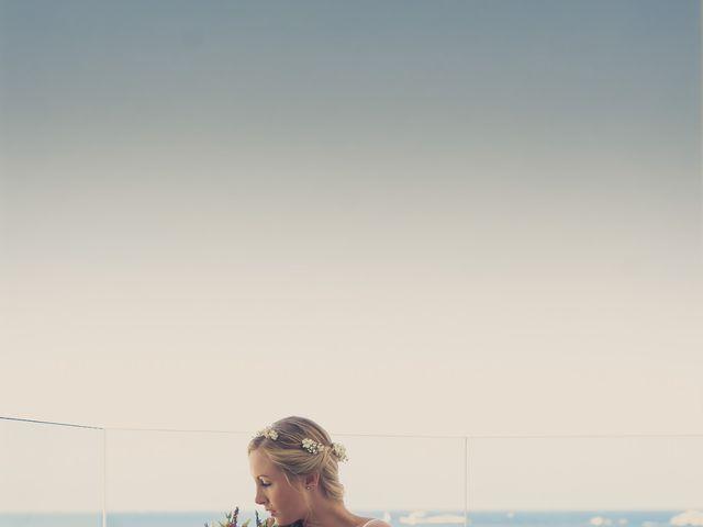 La boda de Ousmane y Jessica en Eivissa, Islas Baleares 28
