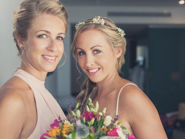 La boda de Ousmane y Jessica en Eivissa, Islas Baleares 30