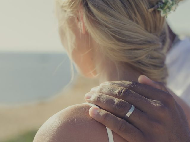 La boda de Ousmane y Jessica en Eivissa, Islas Baleares 39