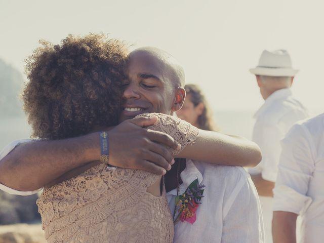 La boda de Ousmane y Jessica en Eivissa, Islas Baleares 42