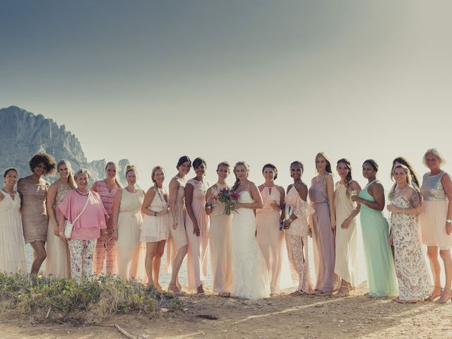 La boda de Ousmane y Jessica en Eivissa, Islas Baleares 49
